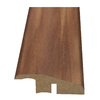 Style Selections 2-3/16-in x 94-in Light Brown Woodgrain Reducer Moulding