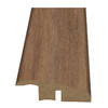 Style Selections 2-3/16-in x 94-in Light Brown Maple Woodgrain Reducer Moulding