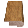 Style Selections 2-3/8-in x 94-in Lodge Oak Stair Nose Moulding