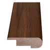 Style Selections 2-3/8-in x 94-in Marcona Hickory Stair Nose Moulding