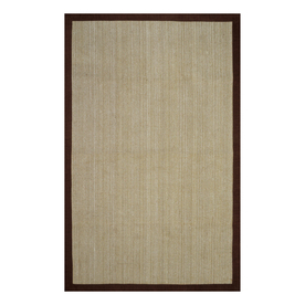 allen + roth Rectangular Indoor Woven Area Rug (Common: 5 x 8; Actual: 60-in W x 93-in L)