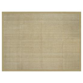allen + roth Northbridge Bay Natural Rectangular Indoor Woven Area Rug (Common: 8 x 11; Actual: 96-in W x 126-in L)