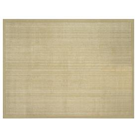 allen + roth Northbridge Bay Natural Rectangular Indoor Woven Area Rug (Common: 9 x 12; Actual: 108-in W x 144-in L)