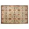 allen + roth Marinella 9-ft x 12-ft Rectangular Beige Transitional Area Rug