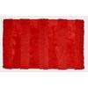 allen + roth Red Rectangular Indoor Tufted Throw Rug (Common: 2 x 4; Actual: 30-in W x 50-in L)