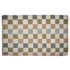 allen + roth Allen + Roth 27-in x 45-in Rectangular Multicolor Accent Rug