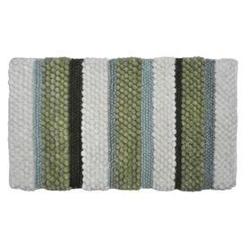 Style Selections Rectangular Indoor Woven Throw Rug (Common: 2 x 4; Actual: 27-in W x 45-in L)