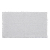 allen + roth 20-in x 34-in White Polyester Bath Rug