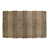 allen + roth Brown Rectangular Indoor Tufted Throw Rug (Common: 2 x 4; Actual: 30-in W x 50-in L)