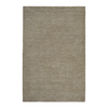 allen + roth Oatmeal Rectangular Indoor Woven Area Rug