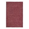allen + roth Monteith Red Rectangular Indoor Woven Area Rug