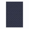 allen + roth Townlay Indigo Rectangular Indoor Tufted Area Rug (Common: 8 x 10; Actual: 96-in W x 120-in L)
