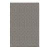 allen + roth Townlay Grey Rectangular Indoor Tufted Area Rug (Common: 8 x 10; Actual: 96-in W x 120-in L)