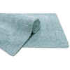 allen + roth 34-in x 20-in Blue Cotton Bath Mat