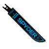Spyder 3-Pack 6-in 7 TPI Bi-Metal Reciprocating Saw Blade Set