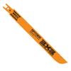 Spyder 8-in 6/10-TPI Bi-Metal Reciprocating Saw Blade