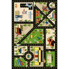 Concord Global City Center 3-ft 3-in x 4-ft 7-in Rectangular Multicolor Transitional Area Rug