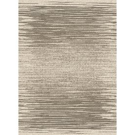 Concord Global Manhattan Beige Rectangular Indoor Woven Area Rug (Common: 5 x 7; Actual: 63-in W x 87-in L x 5.25-ft Dia)