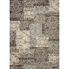 Concord Global Winston 5-ft 3-in x 7-ft 3-in Rectangular Beige Geometric Area Rug