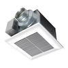Panasonic 0.3-Sone 50-CFM White Bathroom Fan ENERGY STAR