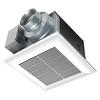 Panasonic 0.3 Sones 80-CFM White Bathroom Fan ENERGY STAR