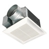 Panasonic 0.3-Sone 150-CFM White Bathroom Fan ENERGY STAR