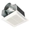 Panasonic 0.3 Sones 150-CFM White Bathroom Fan ENERGY STAR