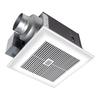 Panasonic 0.3-Sone 80-CFM White Bathroom Fan with LED Light ENERGY STAR