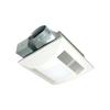 Panasonic 1.5-Sone 100-CFM White Bathroom Fan with Room and Night Light