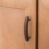allen + roth 3-in Center-to-Center Aged Bronze Bar Cabinet Pull