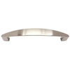 Gatehouse 128mm Center-to-Center Satin Nickel Bar Cabinet Pull