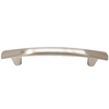 Style Selections 128mm Center-to-Center Satin Nickel Bar Cabinet Pull