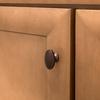 allen + roth Aged Bronze Oval Cabinet Knob