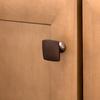 allen + roth Aged Bronze Square Cabinet Knob