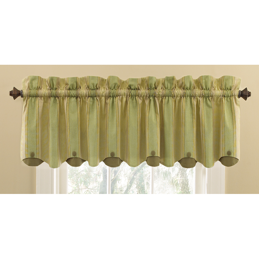 Fixed Length Curtain Rod Waverly Casablanca C