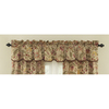 Waverly 15-in L Antique Home Classics Scalloped Valance