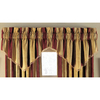 Waverly 50-in L Antique Gold Home Classics Ascot Valance