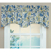 Waverly 18-in L Porcelain Home Classics Scalloped Valance