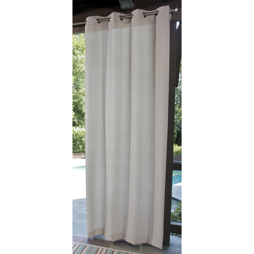 Grommet Allen Roth Outdoor Window Panels from Lowes Window Treatments ...