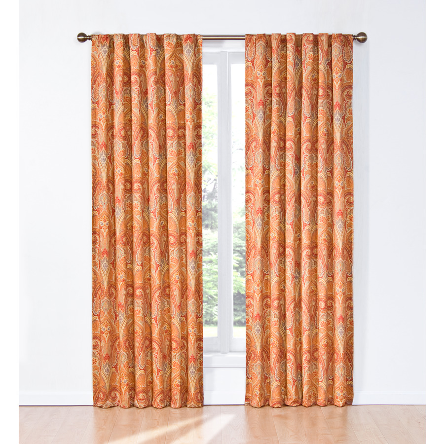 Fixed Length Curtain Rod Waverly Kitchen Curtains