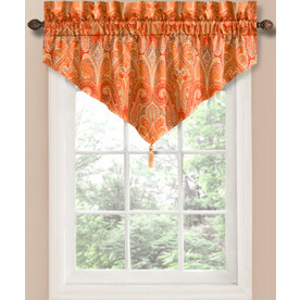 Shop Waverly 20 In L Ruby Home Classics Ascot Valance At