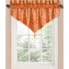 Waverly 20-in L Ruby Home Classics Ascot Valance