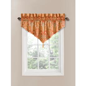 Waverly 20-in L Pearl Home Classics Ascot Valance