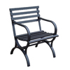 Garden Treasures Steel Patio Chair