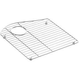 Sink Grates For Kohler Sinks : ... Sink Accessories Sink Grids KOHLER 15.4062-in x 16.5-in Sink Grid