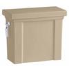 KOHLER Tresham Mexican Sand 1.28-GPF (4.85-LPF) 12 Rough-In Single-Flush High-Efficiency Toilet Tank