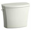 KOHLER Dune Dune 1.28-GPF (4.85-LPF) 12 Rough-In Single-Flush High-Efficiency Toilet Tank