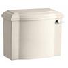 KOHLER Devonshire Almond 1.28-GPF (4.85-LPF) 12 Rough-In Single-Flush High-Efficiency Toilet Tank