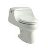 KOHLER San Raphael Dune 1.6-GPF (6.06-LPF) 12 Rough-In WaterSense Elongated 1-Piece Comfort Height Toilet
