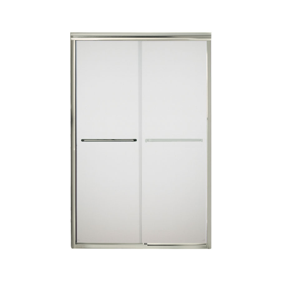 Shop sterling finesse to w x for Lowes sliding glass doors